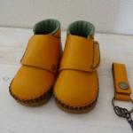 1足目:13cm typeS yellow(&green)