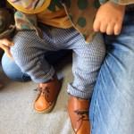 もとのひも靴