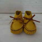 11cm typeB yellow( ステッチ茶)